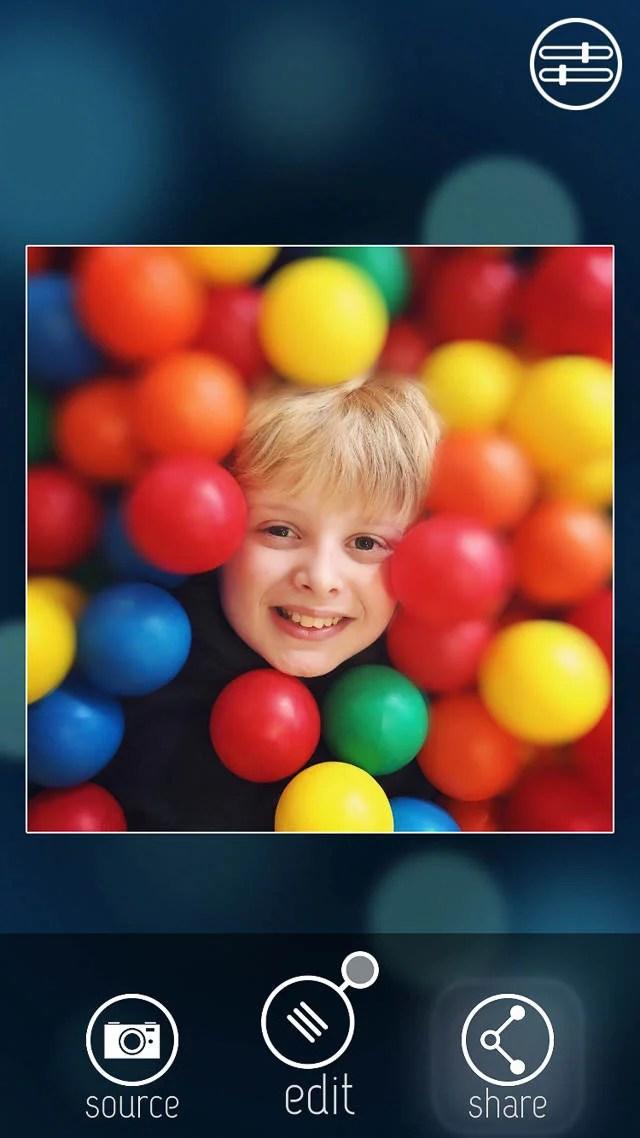 Aplikasi latar belakang blur 114