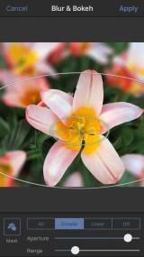 Aplikasi latar belakang blur 134