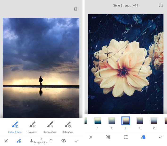 complete guide to using snapseed to edit your iphone photos