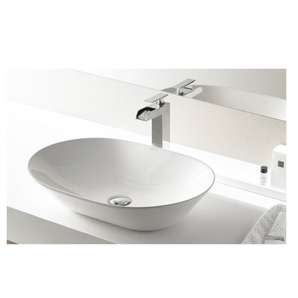 Vasque A Poser The Bath Collection New Toulouse 588x422x138mm Blanc