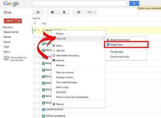 How to Edit PDF in Google Docs and Google Docs Alternative