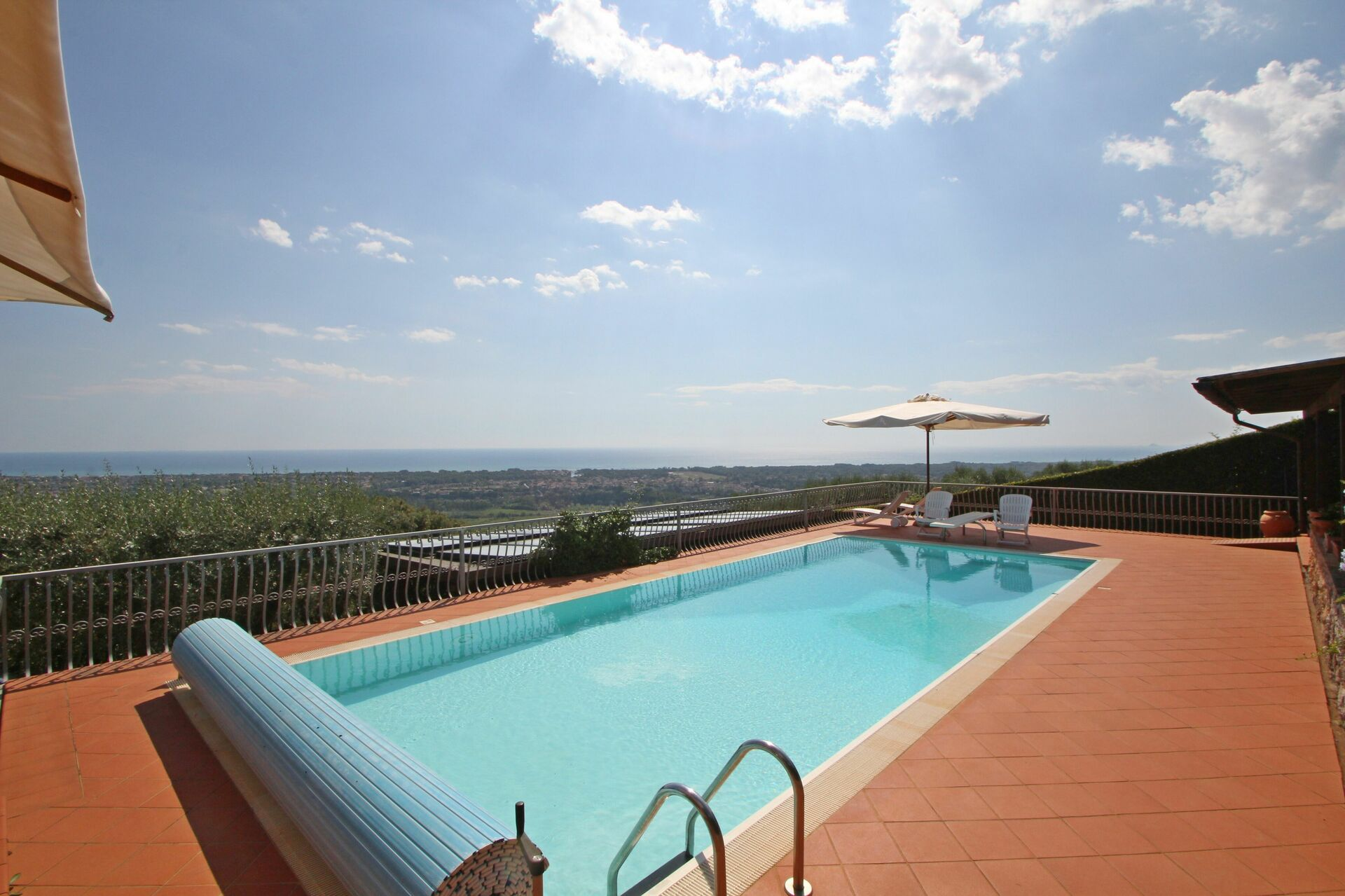 Holiday Home in Strettoia  Tuscany  Terrazza Sul Mare for 8 People