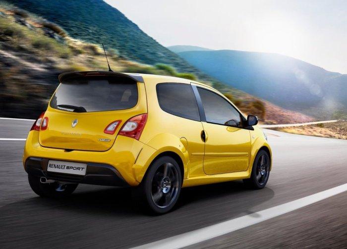 Renault Twingo RS 2012