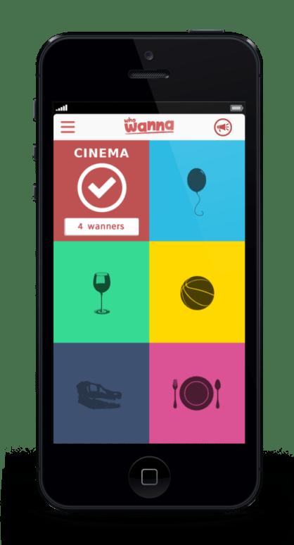 Aperçu de l'application Who Wanna sur iOS 6