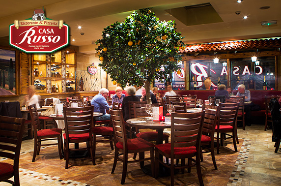 Casa Russo Italian Byres Road  itison