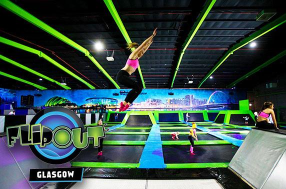 jump session at flip