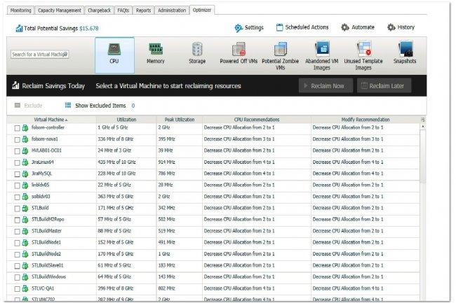 Virtualisation : Dell débusque les VM inutiles avec