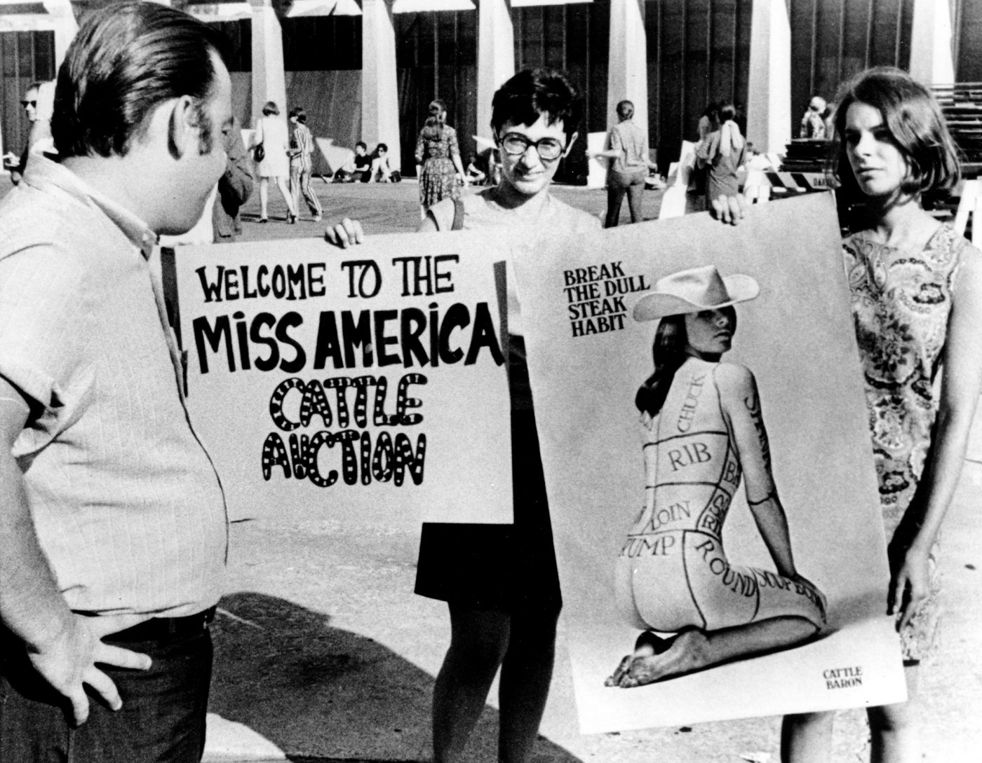 The Miss America Protests At 50