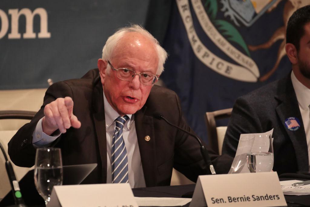 Bernie Sanders Can Lead the Fight Against Coronavirus. Joe Biden ...