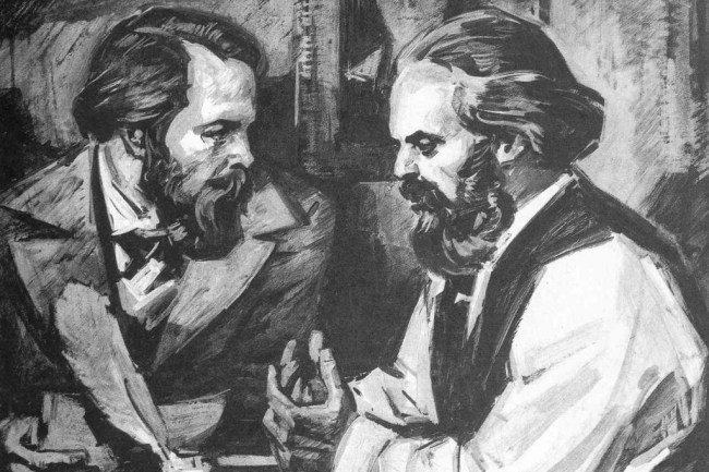 What Engels Gave To Marx and Marxism