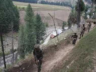 jammu and kashmir: 2 soldiers killed in Pak attack on Army patrol