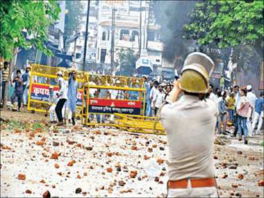 Saharanpur Riot: Who did enraged the mass?