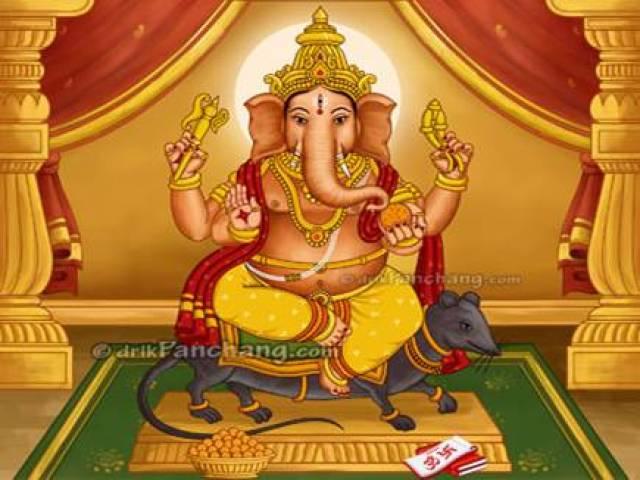 Image result for ganesh sthapana site:jagran.com