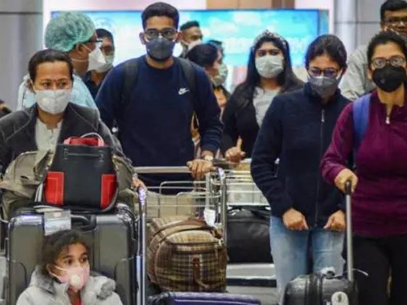 15 अप्रैल तक भारत नहीं आ सकेंगे विदेशी नागरिक सरकार ने जारी की यह एडवाइजरी