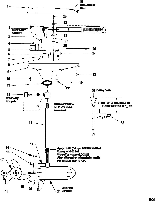 12 Volt Trolling Motor Wiring In Parallel Diagram Motor Repalcement