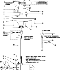 Motorguide Wiring Diagram How To Wire An Ignition Coil Trolling Motor Parts Impremedia