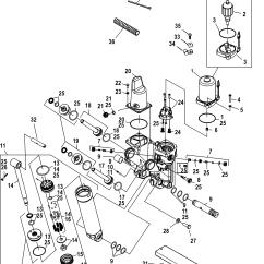 Mercury Optimax Wiring Diagram Les Paul Vintage Power Trim Components For 200 V6 Dfi