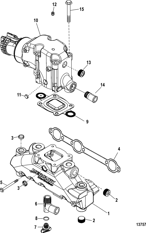 mercruiser firing order diagram single line wiring 4 3 engine drain plug diaram