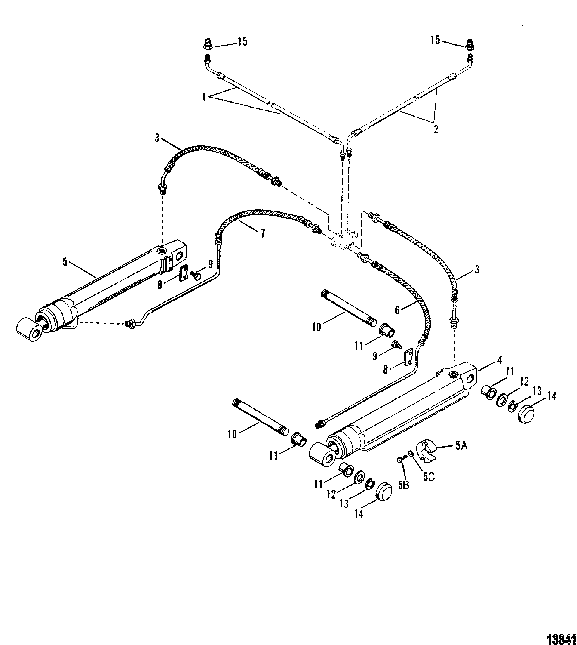 Mercury Trim Pump Wiring