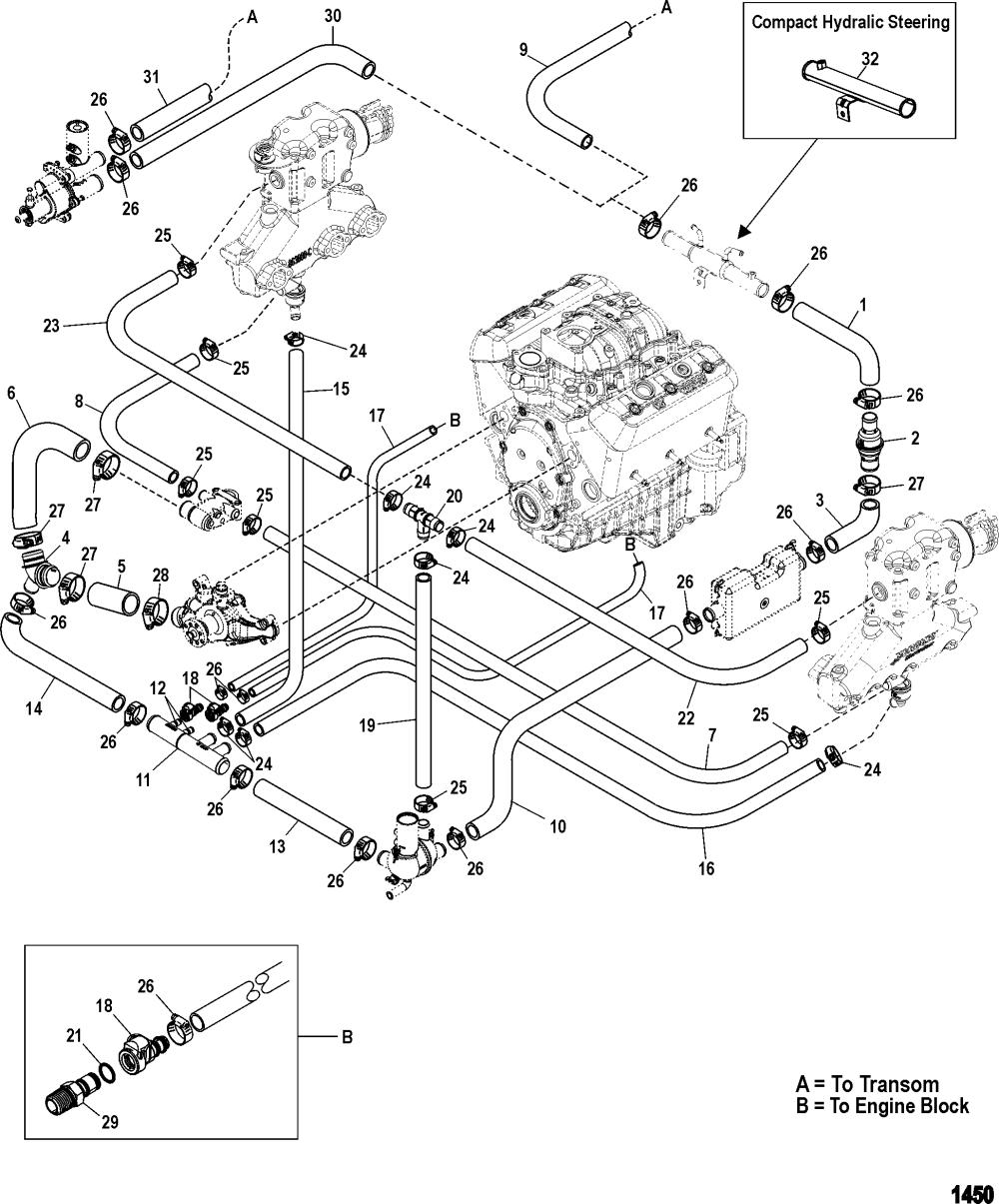 medium resolution of mercruiser 4 3l engine diagram wiring diagram used mercruiser 3 0 engine diagram