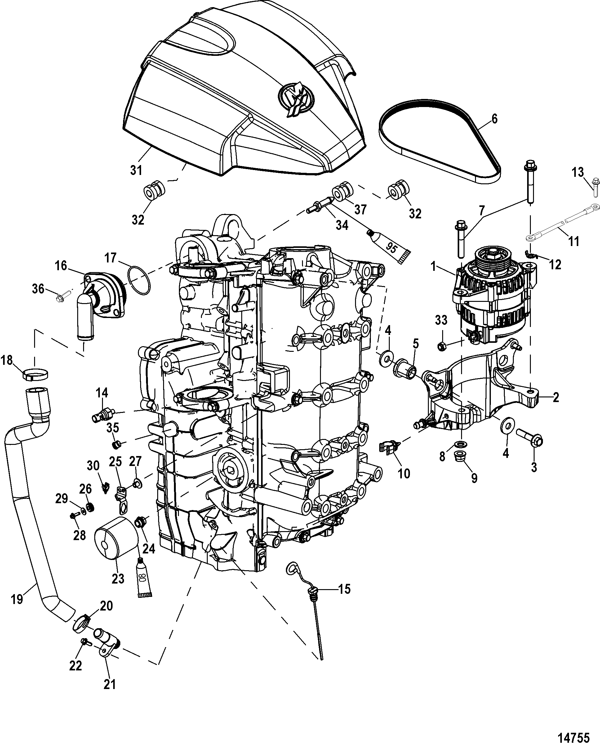 Mercury 150 Efi Schematic Electrical