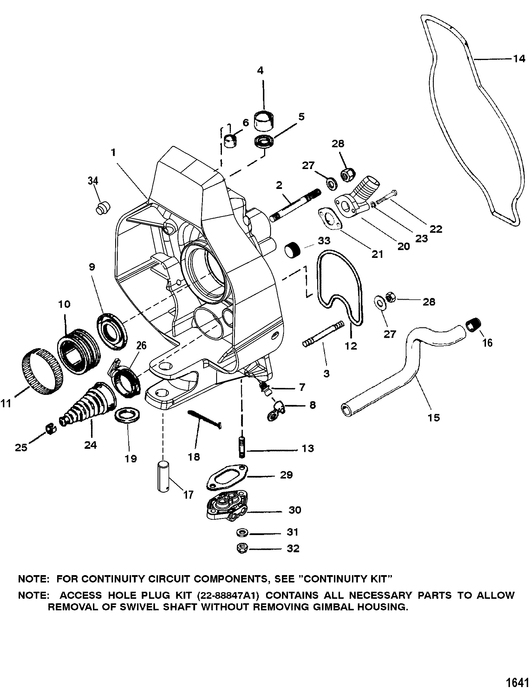 alpha one sterndrive parts diagram home electrical wiring circuit old house gimbal housing for mercruiser race bravo i xr