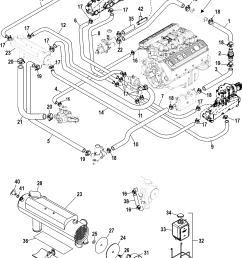 mercruiser 50 engine diagram thermostat [ 1908 x 2427 Pixel ]