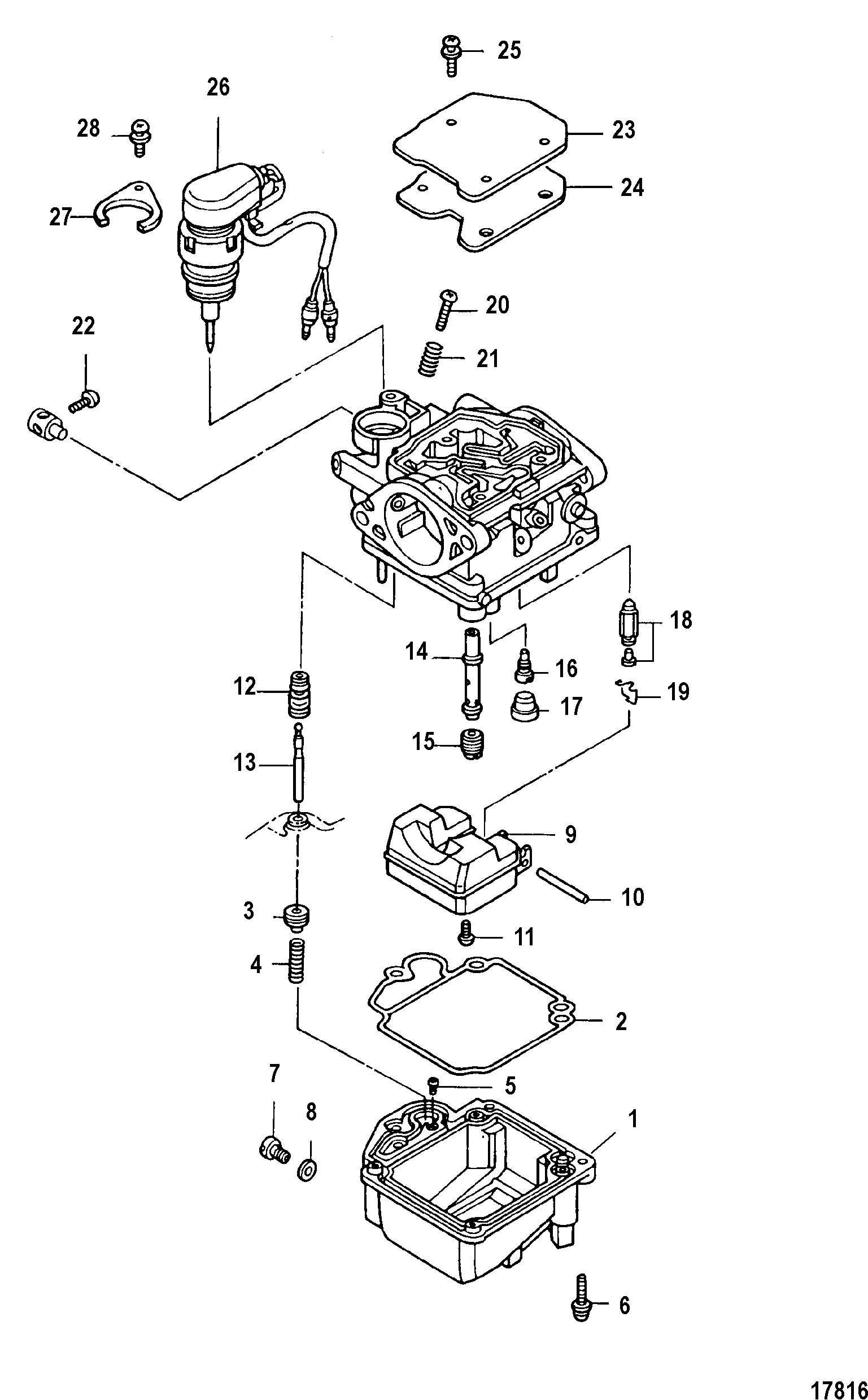 2 Cycle Carburetor Parts Diagram, 2, Free Engine Image For