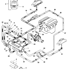 2001 Chevy Impala Exhaust System Diagram Radio Wiring For 1999 Silverado Closed Cooling Mercruiser 4 3l Efi Alpha Bravo