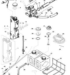 oil injection components for mariner mercury 225 250 3 1998 mercury 225 efi wiring diagram 1999 mercury efi 225 [ 1792 x 2409 Pixel ]