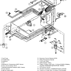 Mercruiser Wiring Diagram 4 3 Stihl Fs 550 Parts Harness 29 Images