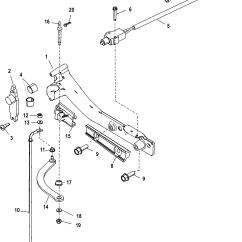 Mercury 200 Optimax Wiring Diagram Furnace Diagrams Shift Linkage For V6 Dfi