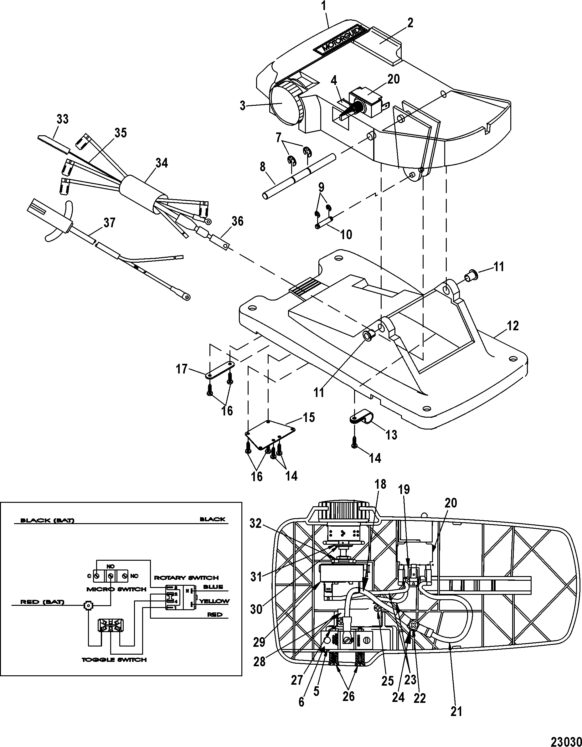 hight resolution of wiring diagram motorguide foot pedal free download wiring diagram post motorguide trolling motor foot pedal wiring