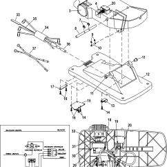 Motorguide Wiring Diagram Alpine Ktp Foot Pedal Assembly M899721t For