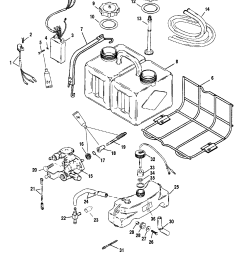 oil injection components for mariner mercury 135 150 175 1997 mercury outboard wiring diagram mercury outboard [ 1821 x 2451 Pixel ]