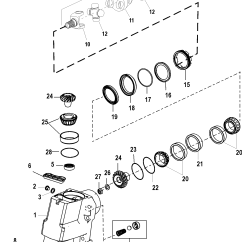 Alpha 1 Gen 2 Parts Diagram 5 Way Switch Wiring Light Driveshaft Housing And Drive Gears For Mercruiser