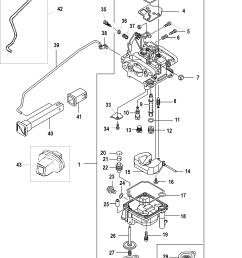 9 8 mercury outboard parts diagram enthusiast wiring diagrams u2022 mercury 110 9 8 hp parts [ 1887 x 2450 Pixel ]