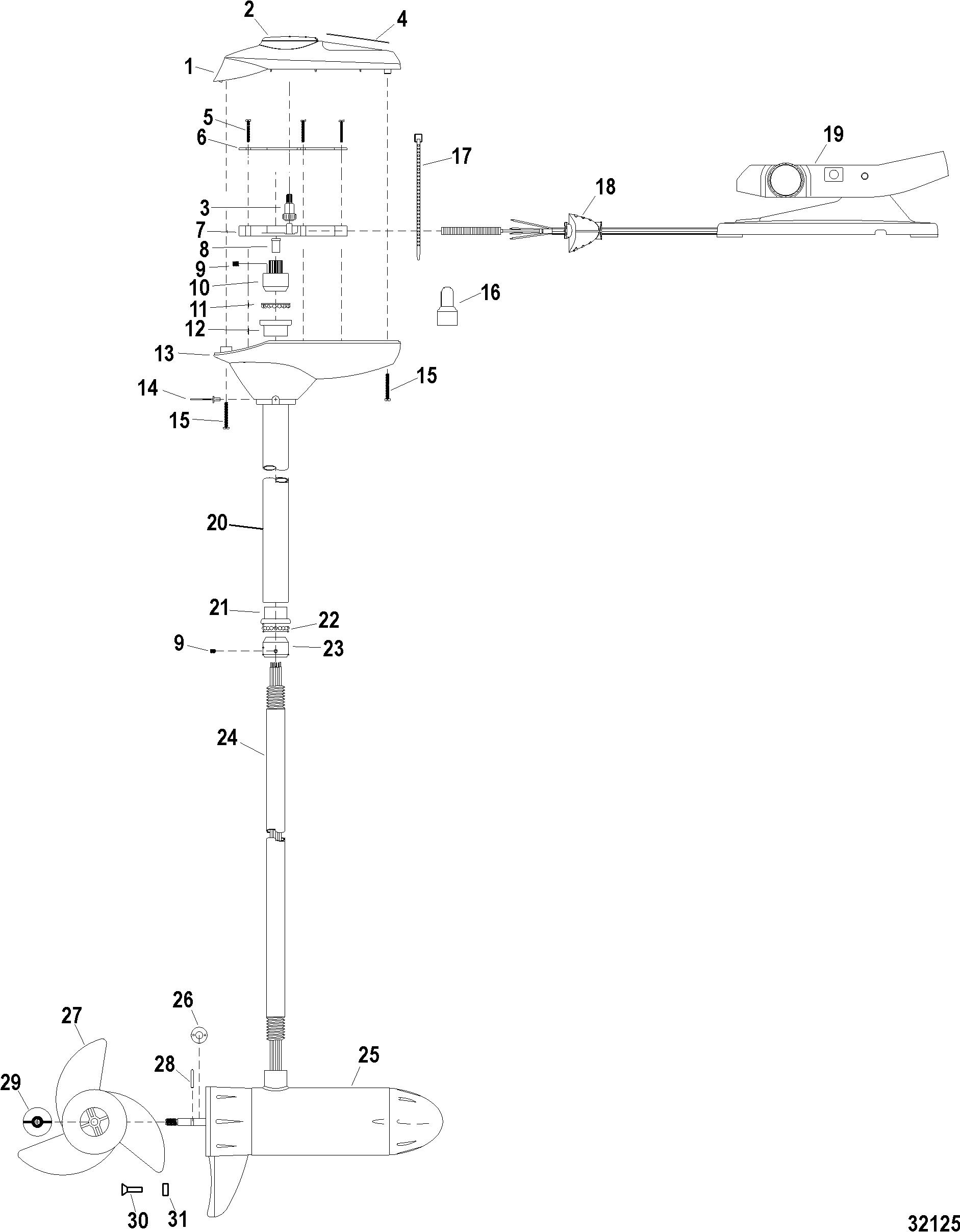 12 24v trolling motor wiring diagram 1983 yamaha xt250 omc 24 volt dc