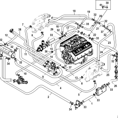 Mercruiser Wiring Diagram 5 0 2001 Ford Ranger Fuse Panel Closed Cooling System Alpha For 350 377