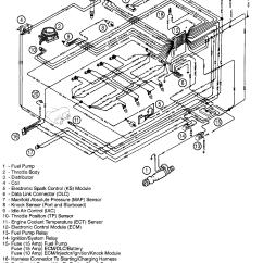 Mercruiser 260 Alternator Wiring Diagram 7 Pin Plug 350 Magnum Get Free Image