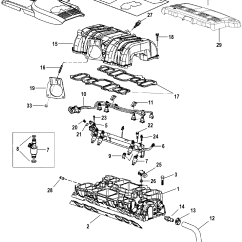 Mercruiser Wiring Diagram 7 4 Orbital Filling For Nitrogen Intake Manifold And Plenum 4l Mpi