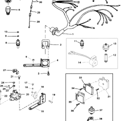 Mercruiser Thunderbolt Ignition Wiring Diagram 220 To Iv Get