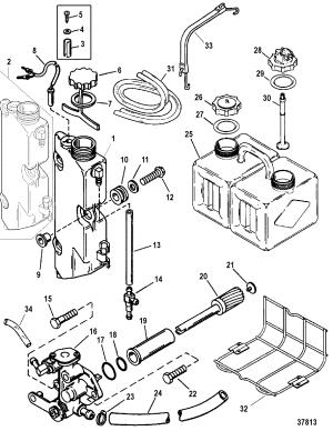 [WRG6242] Mercury 225 Efi Fuel Filter