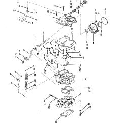 Rochester 4 Barrel Carburetor Diagram How To Read Building Wiring 2 Jet Vacuum Free Engine