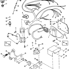 Mercruiser Thunderbolt Ignition Wiring Diagram Entity Relationship Inventory 7 4l Harness Auto