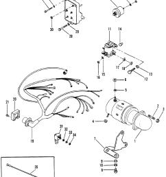 engine starter wiring [ 1932 x 2370 Pixel ]