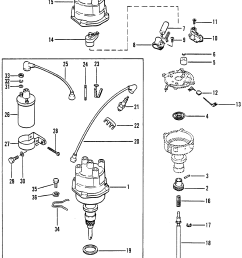 mercruiser 470 wiring diagram distributor and coil for mercruiser 470 engine design [ 1949 x 2350 Pixel ]