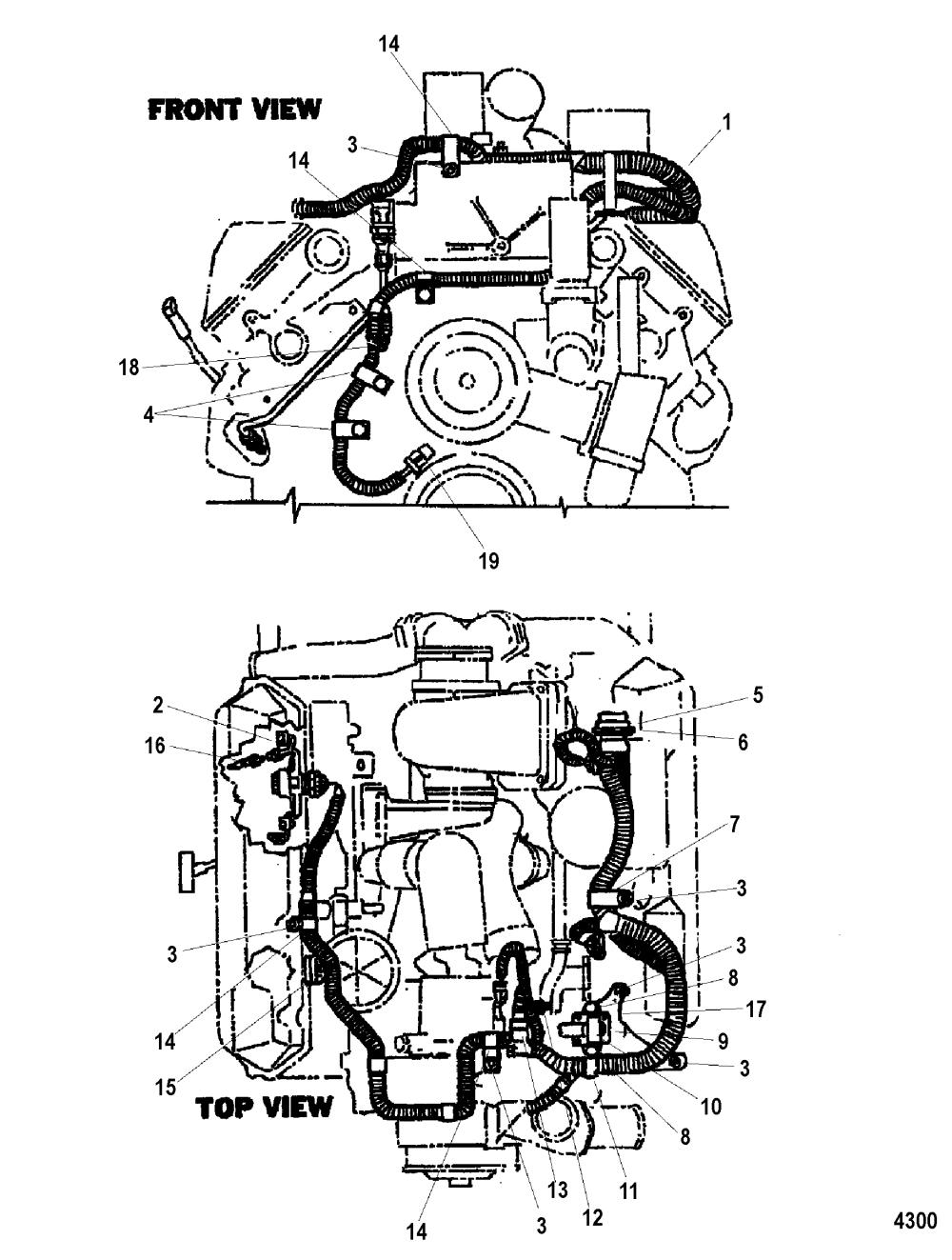 medium resolution of for mercruiser d7 3l d tronic bravo diesel rh jamestowndistributors com engine wiring