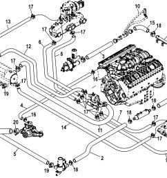350 mercruiser cooling system diagram circuit wiring and diagram hub u2022 7 4 mercruiser cooling system [ 1856 x 1451 Pixel ]