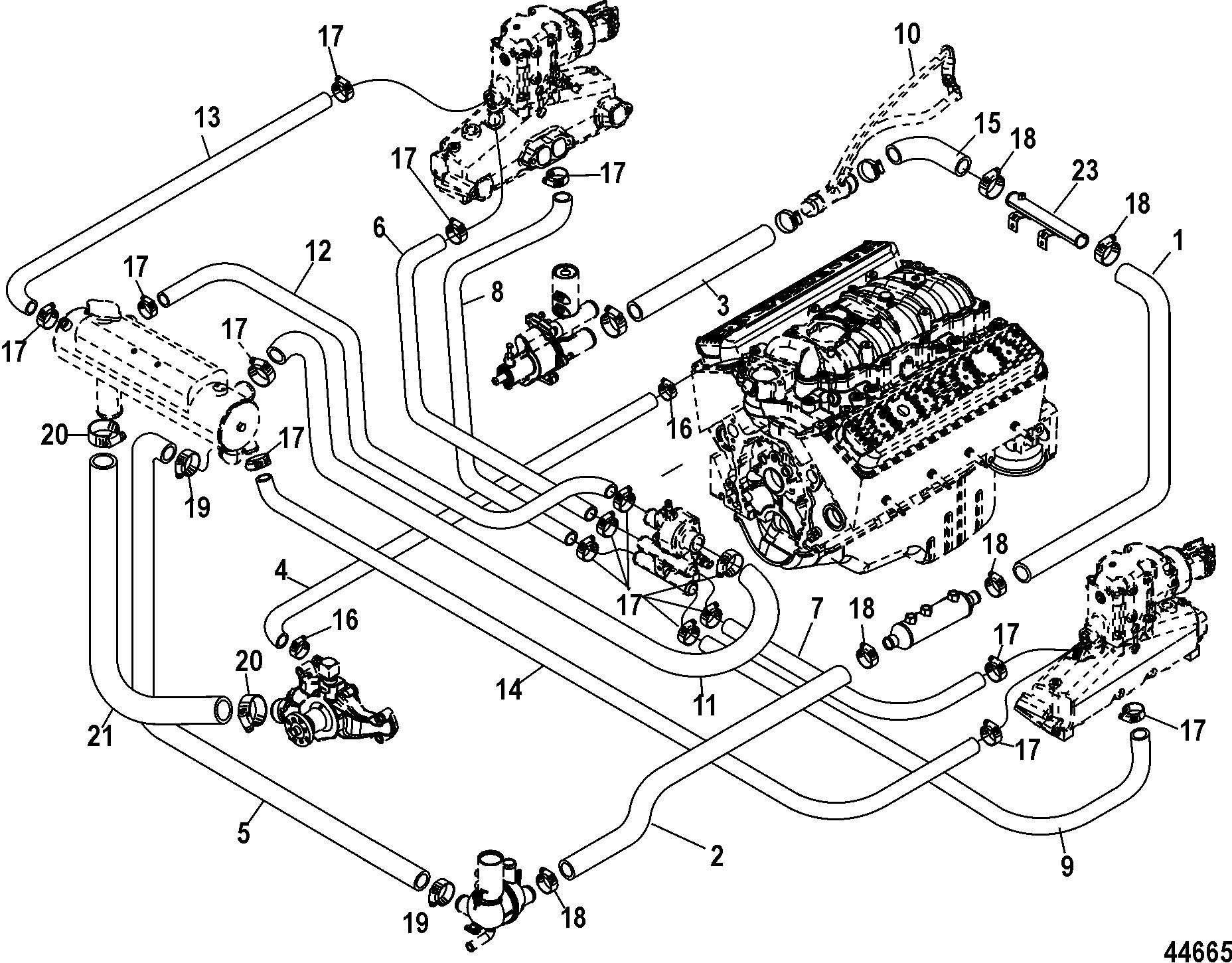 hight resolution of 350 mercruiser cooling system diagram circuit wiring and diagram hub u2022 7 4 mercruiser cooling system